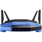 Wireless router LINKSYS WRT1900ACS-EU, Wan 1-port, Gigabit 4-port, 4x antena, bežični
