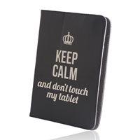 "Futrola GREENGO Keep Calm, za tablet, za 9""-10˝, sa stalkom"