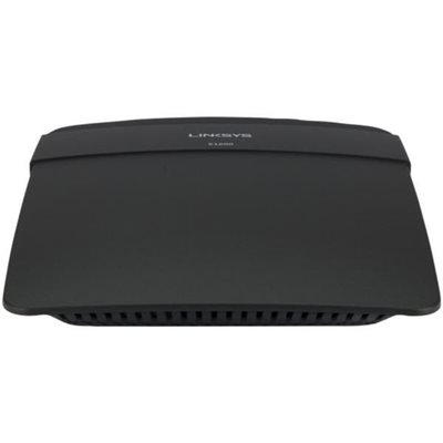 ADSL router LINKSYS E1200, 4-port switch, bežični