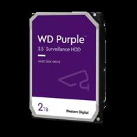 """Tvrdi disk 2000.0 GB WESTERN DIGITAL Purple, WD20PURZ, SATA3, 64MB cache, 5400 okr./min., Surveillance, 3.5"""", za desktop"""