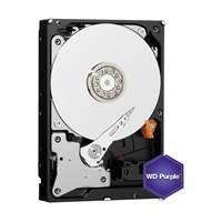 """Tvrdi disk 6000.0 GB WESTERN DIGITAL Purple, WD60PURZ, SATA3, 64MB cache, 5400 okr./min., Surveillance, 3.5"""", za desktop"""