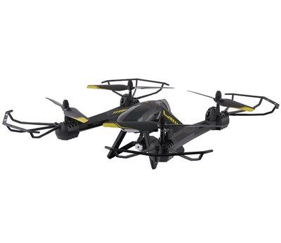 Drone OVERMAX X-BEE 5.5 FPV, LCD RC ekran, kamera, upravljanje putem telefona, crni
