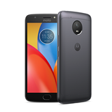 "Smartphone MOTOROLA Moto E Plus DS, 5.5"" IPS multitouch, QuadCore 1.3GHz, 3GB RAM, 16GB Flash, 4G/LTE, Dual SIM, WiFi, BT, GPS, kamera, Android 7.1, sivi"