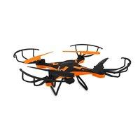 Drone OVERMAX X-BEE 3.1 plus WiFi, kamera, upravljanje smartphoneom / daljinskim upravljačem, crni