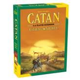 Društvena igra SETTLERS OF CATAN (2015), Cities & Knights, dodatak za igru 5-6 igrača