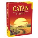 Društvena igra SETTLERS OF CATAN (2015), dodatak za igru sa 5-6 igrača