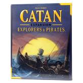 Društvena igra SETTLERS OF CATAN (2015), Explorers & Pirates, ekspanzija