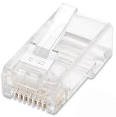 UTP konektor INTELINET Cat5e RJ 45 - Kom