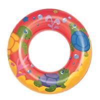 Kolut za plivanje BESTWAY, Sea Adventures Swim Ring, 51cm, crveni