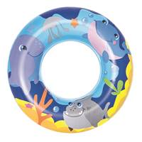 Kolut za plivanje BESTWAY, Sea Adventures Swim Ring, 51cm, plavi