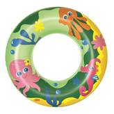 Kolut za plivanje BESTWAY, Sea Adventures Swim Ring, 51cm, zeleni