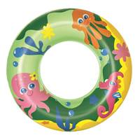 Kolut za plivanje BESTWAY, Sea Adventures Swim Ring, 51cm, zeleni
