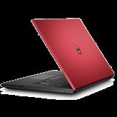 "Prijenosno računalo DELL Inspiron 3567 / Core i7 7500U, DVDRW, 8GB, 1000GB, Radeon R5 M430, 15.6"" LED HD, LAN, kamera, BT, HDMI, USB 3.0, Linux, crveno"