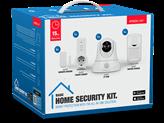 Smart Home SPEED-LINK SL-900111-WE Set Basic, kamera, senzor pokreta, pametna utičnica, senzor za prozore