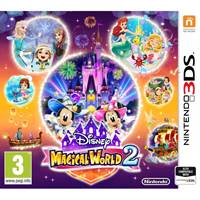 Igra za NINTENDO 3DS, Disney Magical World 2 3DS