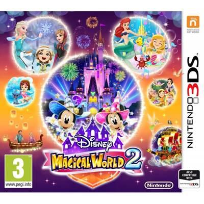 Igra za NINTENDO 3DS, Disney Magical World 2 3DS