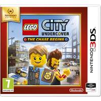 Igra za NINTENDO 3DS, Lego City Undercover: The Chase Begins SELECTS 3DS