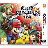 Igra za NINTENDO 3DS, Super Smash Bros 3DS