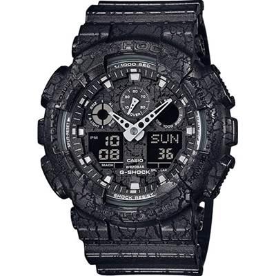 Ručni sat CASIO G-Shock GA-100CG-1AER