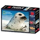 Slagalica NATIONAL GEOGRAPHIC, Super 3D Puzzle, Tuljan, 500 komada
