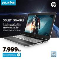 Picture of HP Pavilion Gaming laptop