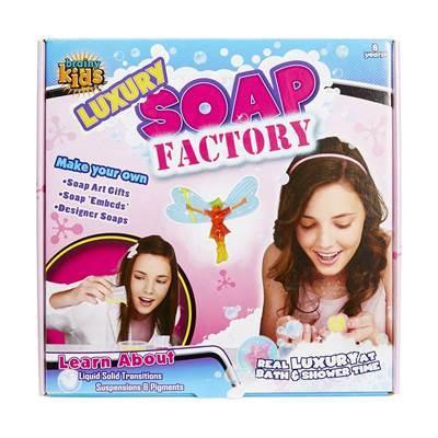 Kreativni set WILD SCIENCE, Luxury Soap Factory, set za izradu sapuna
