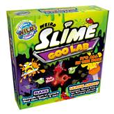 Kreativni set WILD SCIENCE, Weird Slime Goo Lab, set za izradu ljigavaca