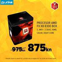 Picture of Vikend akcija - Procesor AMD FX X8 8300 BOX (15.-16.7.)