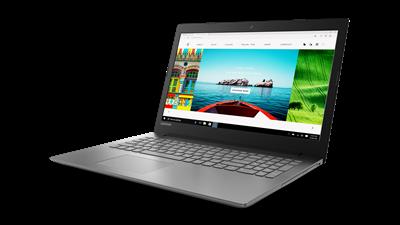 "Prijenosno računalo LENOVO 320 80XH00LKSC / Core i3 6006U, DVDRW, 4GB, 256GB SSD, GeForce 920MX, 15.6"" LED FHD, kamera, HDMI, G-LAN, BT, USB-C, Windows 10, crno"