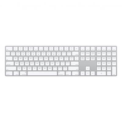 Tipkovnica Apple Magic Keyboard Numeric, HR znakovi, Bluetooth, bijela, mq052cr/a