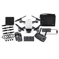Drone DJI Spark Fly More Combo, kamera, 2-osni gimbal, upravljanje smartphonom, bijeli + dodatna oprema