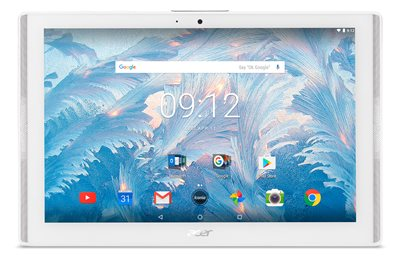 """Tablet računalo ACER Iconia One 10 B3-A40 NT.LDNEE.001, 10.1"""" IPS multitouch, QuadCore MTK MT8167 Cortex A53 1.3GHz, 2GB, 16GB eMMC, WiFi, BT, GPS, microSD, 2x kamera, Android 7.0, bijelo"""