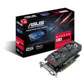 Grafička kartica PCI-E ASUS AMD RADEON RX 560, 2GB GDDR5, DVI, HDMI, DP