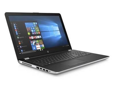 "Prijenosno računalo HP 15-bs037nm 2KE69EA  / Pentium N3710, DVDRW, 4GB, 128GB SSD, HD Graphics, 15.6"" LED HD, HDMI, G-LAN, BT, kamera, USB 3.1, Windows 10, sivo"