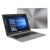 Prijenosno računalo ASUS UX510UX-CN121T / Core i5 7200U, 8GB, 500GB + 128GB SSD, GeForce GTX 950M, 15.6'' LED FHD, HDMI, BT, USB 3.1-C, Windows 10, sivo