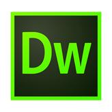 Elektronička licenca ADOBE, CCT Dreamweaver CC, obnova godišnje pretplate