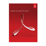 Elektronička licenca ADOBE, Acrobat Pro 2017, trajna licenca