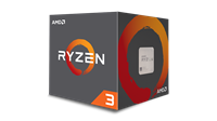 Procesor AMD Ryzen 3 1300X, s. AM4, 3.5GHz, 10MB cache, Quad Core, Wraith Stealth cooler