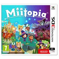 Igra za NINTENDO 3DS, Miitopia