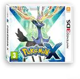 Igra za NINTENDO 3DS, Pokemon X