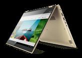 "Prijenosno računalo LENOVO Yoga 520 80X800BTSC / Core i7 7500U, 8GB, 1000GB, HD Graphics, 14"" IPS touch FHD, HDMI, kamera, BT, Windows 10, zlatno"