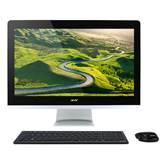 "Računalo ACER AAspire Z3-715 All-in-One DQ.B87EX.004/ Intel Pentium Quad J3710 3.4GHz, 4GB, 1000GB, Intel HD Graphics, 23.8"", DVDRW, WiFi, G-LAN, BT, HDMI, USB 3.0, zvučnici, tipkovnica, miš, FreeDOS"