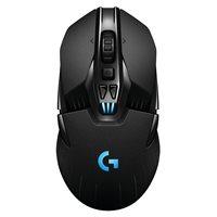 Miš LOGITECH G903, Gaming, PMW3366 senzor, bežični, 1200dpi, crni, USB