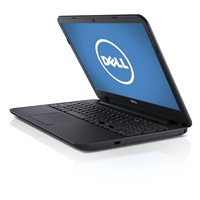 "Prijenosno računalo DELL Inspiron 3552 / DualCore N3060, DVDRW, 4GB, 500GB, HD Graphics, 15.6"" LED HD, BT, kamera, HDMI, USB 3.0, Linux, crno"
