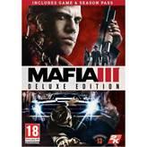 Igra RABLJENA za SONY PlayStation 4, Mafia 3 Deluxe edition