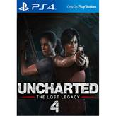 Igra za SONY PlayStation 4, Uncharted: The Lost Legacy PS4