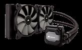 Vodeno hlađenje CORSAIR Cooling Hydro H110i, CPU hlađenje, s. 1150/1151/1155/1156/1366/2011/2011-3/AM2/AM3/FM1/FM2