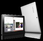 "Tablet računalo LENOVO Miix 510 80XE000QSC, 12.2"" IPS FHD, QuadCore i7 7500U 3.50GHz, 8GB RAM, 256GB PCIe, MicroSD, WIFI LTE, BT, USB-C, Windows 10, srebrno"