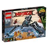 LEGO 70611, Ninjago, Water Strider, vodeni koračatelj