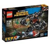 LEGO 76086, DC Comics Super Heroes, Knightcrawler Tunnel Attack, Knightcrawlerov napad u tunelu